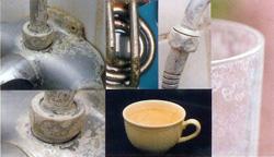 hardheid leidingwater