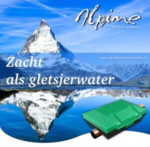 Alpine-waterontharder alternatief